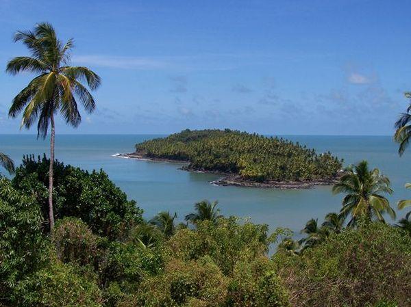 L'Île du Diable Guyane
