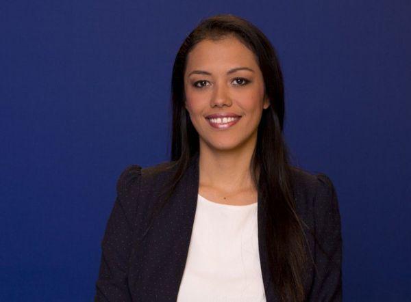 Lovaina Chapman, présentatrice météo Polynésie 1ère