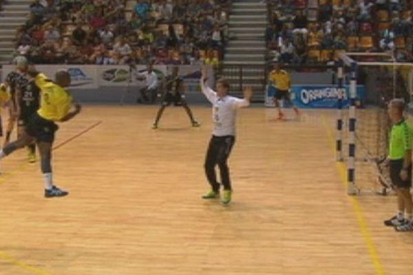 Handball : kréopolitains - Dunkerque