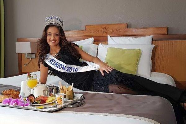 Morgane Lebon Miss Réunion 2019