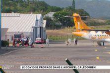 Premières évacuations sanitaires de Lifou vers Nouméa en Nouvelle-Calédonie