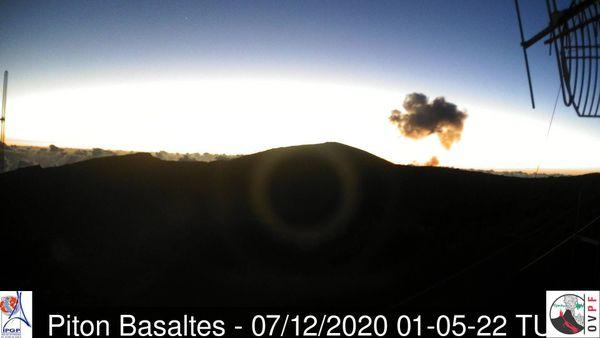 Volcan 7 décembre 2020