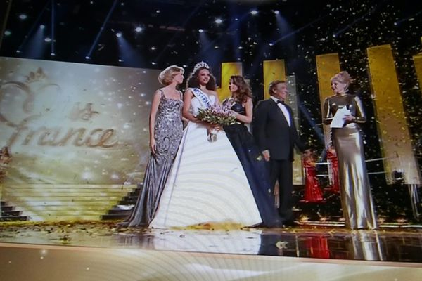 Miss Guyane Alicia Ayliès élue Miss France 2017