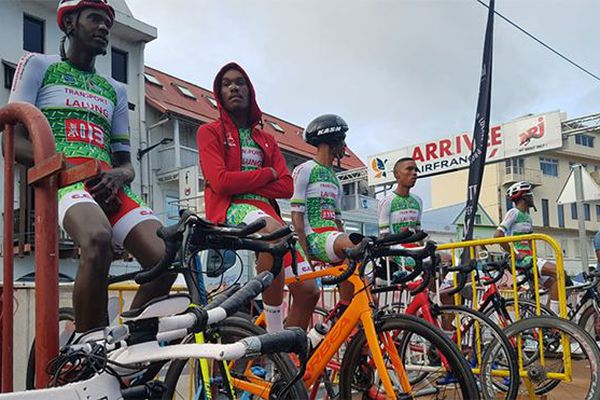 Tour cycliste de Martinique (UCS)