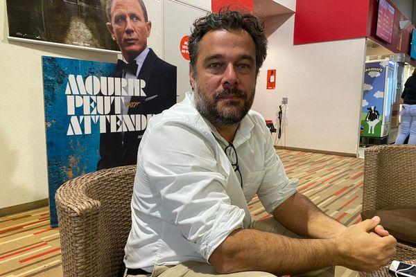 Thomas Balmelle - gérant du cinéma Agora