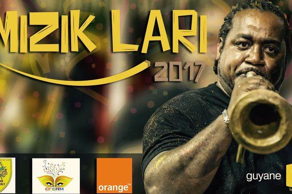 Mizik Lari 2017