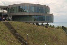 Inauguration du nouvel Observatoire Volcanologique et Sismologique de Martinique vendredi 13 décembre 2019.