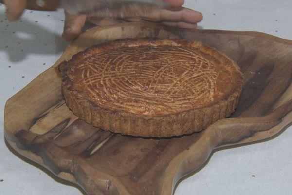 Épiphanie la galette traditionnelle de Patricia Saïd