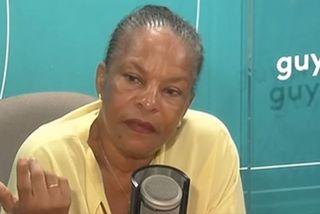 Christiane Taubira 11 juin 2019