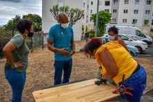 Redonner le goût du travail par l'apprentissage, le challenge de l'association des compagnons bâtisseurs de La Réunion.