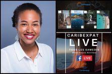 Doris Nol, la fondatrice du site Caribexpat créé en 2013.