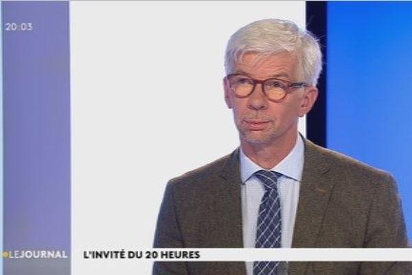 Thierry Devimeux - Invité du 20 Heures