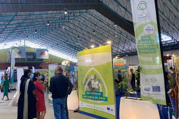 Le premier salon de l'écologie et du développement durable ouvre ses portes à La Réunion