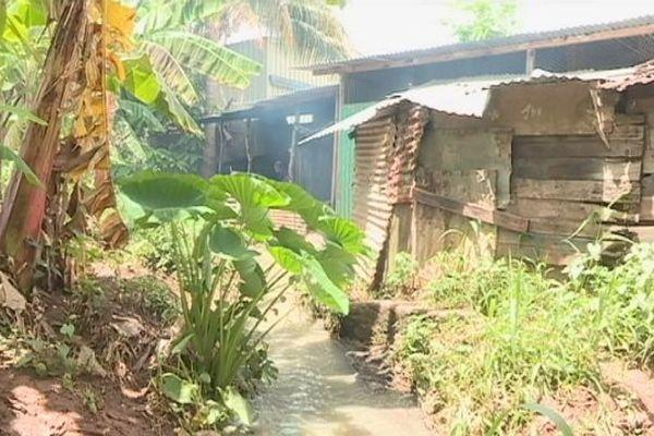 Mal logement Mayotte
