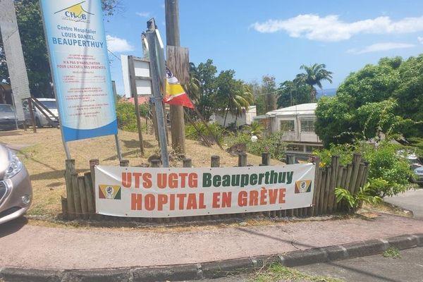 UTS-UGTG à l'hôpital Beauperthuy