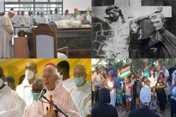 Homélie du Cardinal l'île Maurice souffre septembre 2020