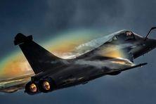 Avion de combat Rafale de cinquième génération