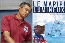 """""""le Mapipi lumineux"""", un livre consacré au patron de yole, Félix Mérine."""