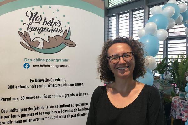 Nathalie Sigure, pédiatre journée prématurité