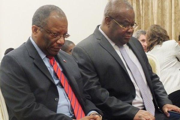 Ministres haïtiens