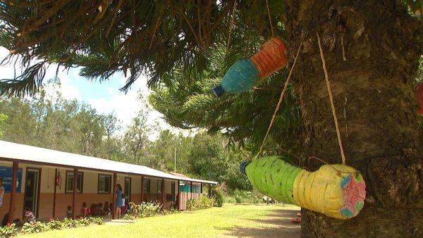 Kaala Gomen école de Oueholle