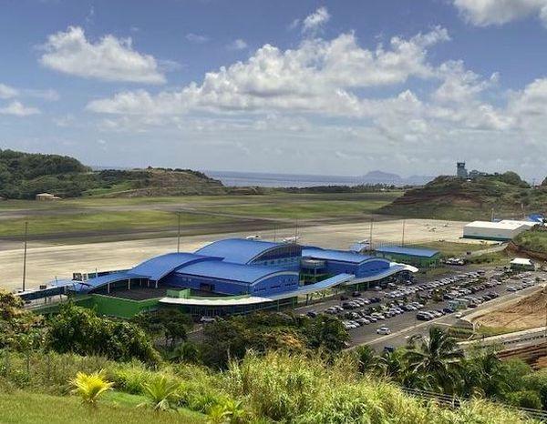 Saint-Vincent et les Grenadines aéroport
