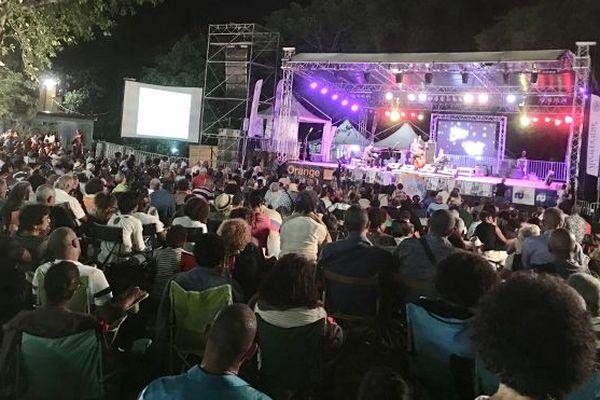 Festival culturel de Fort-de-France jazz nigth