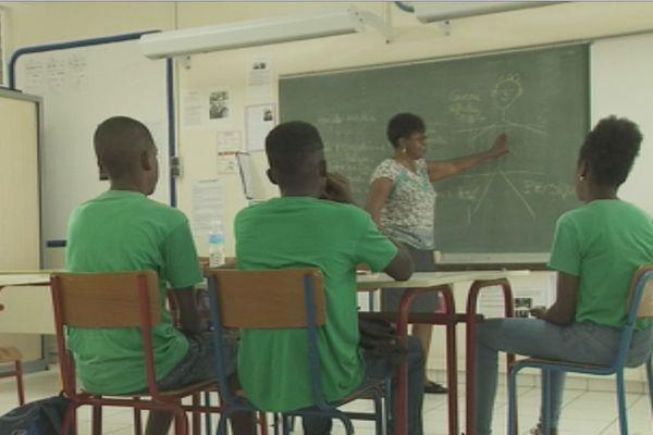 Ecole ouverte à CBE