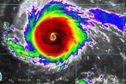 A l'approche des Antilles, l'ouragan Irma passe en catégorie maximale de 5