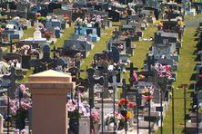 Le cimetière du 5e-Km, à Nouméa.