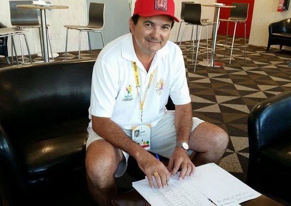 René Temeharo, ministre des sports, a confirmé au comité des Jeux du Pacifique que la Polynésie française souhaite organiser les compétitions en 2023.