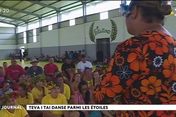 Teva i tai : du ori Tahiti au himene tarava