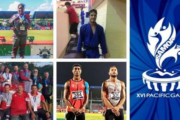 Samoa 2019, journal des Jeux de mardi 16 juillet