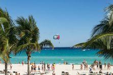 Les vacanciers seront moins nombreux sur les plages de Cancun cette année