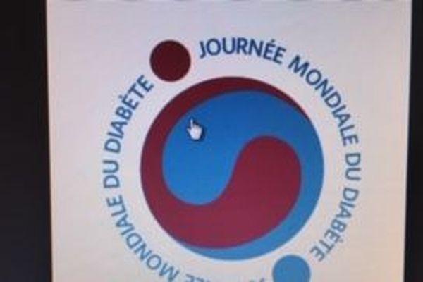 logo journée du diabète
