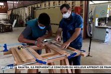 Deux jeunes de Raiatea futurs meilleurs apprentis de France ?