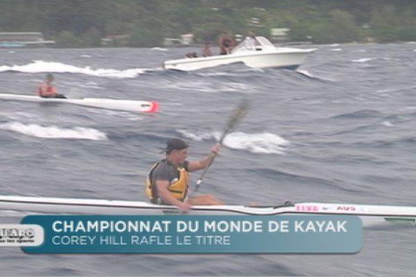 Championnat du monde de Kayak 2015