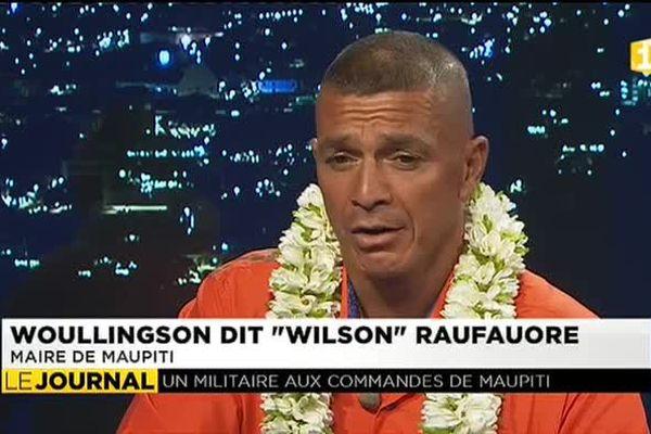Rencontre avec Wellington Raufauore, nouveau maire de Maupiti