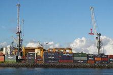 Le port de Longoni, moteur économique de Mayotte. La communauté d'agglomération veut s'appuyer sur cet outil pour redynamiser l'économie dans le Grand Nord.