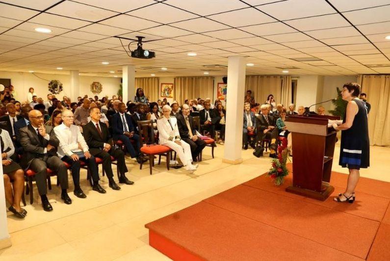 Le préfet de Saint-Pierre et Miquelon à la conférence de coopération régionale Antilles-Guyane
