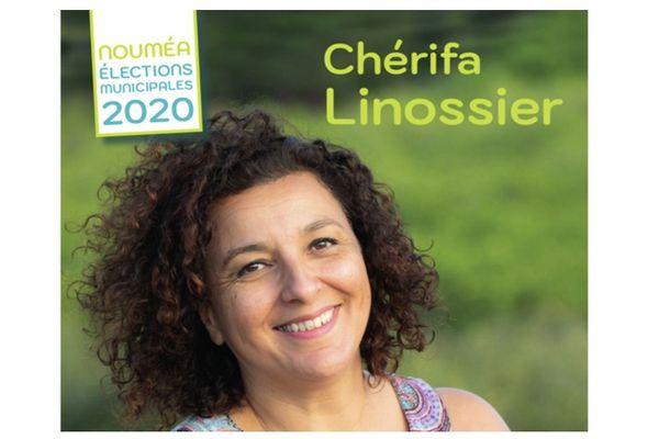 Cherifa Linossier portrait
