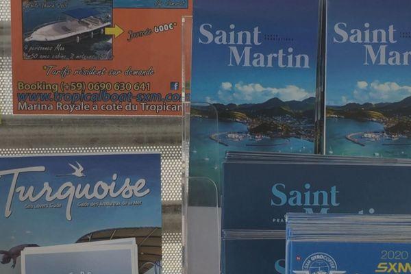 brochures touristiques