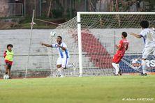 Hienghène Sport affrontait Tiga Sport le samedi 10 juillet