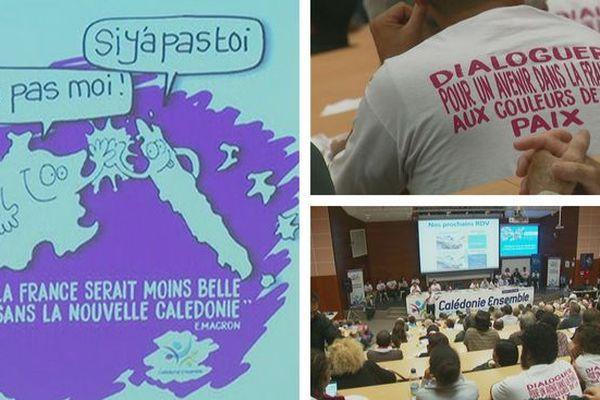 Calédonie Ensemble : 3e conseil politique