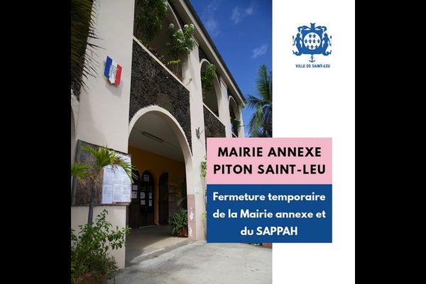 Saint-Leu Mairie annexe de Piton Saint-Leu 080621