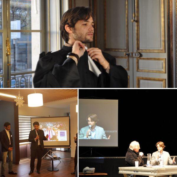 Avocat aux barreaux de Paris et New York , Philippe est à la tête de son cabinet à Paris