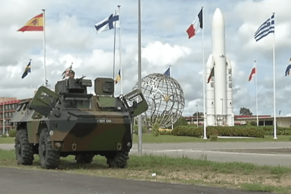 L'état d'urgence étendu à la Guyane