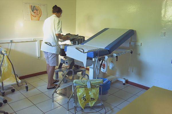 Début avril, une mission santé a été organisée à destination de Rapa.