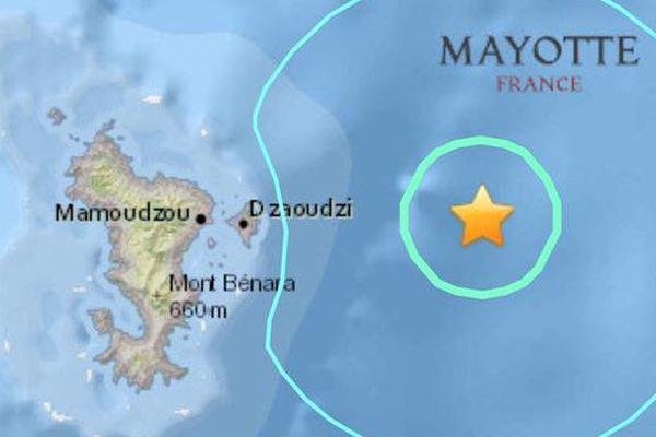 Séisme Mayotte