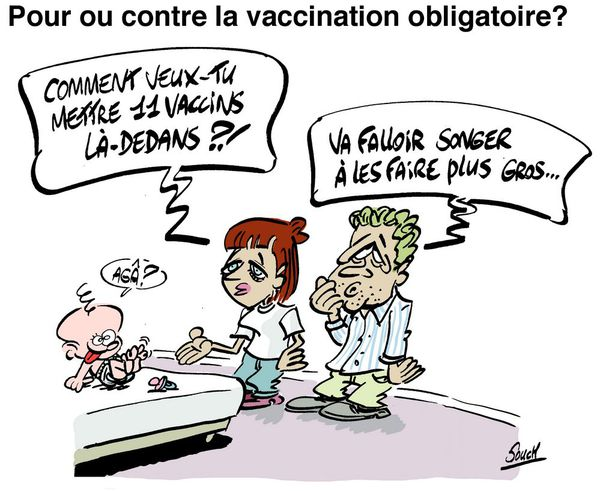 20170913 - Souch - Vaccination obligatoire